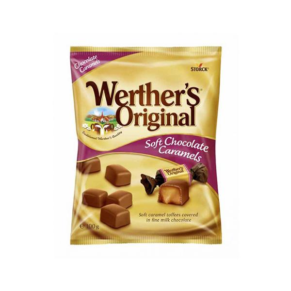 تافی اشتورک وردرز اورجینال شکلات کارامل